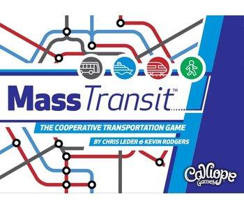 Mass Transit The Cooperative Transportation Game