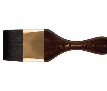 Princeton Neptune Synthetic Squirrel Watercolor Brushes, Motter 1