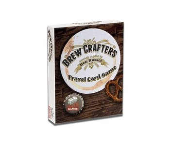 Microbrewers: The Brew Crafters Travel Card Game