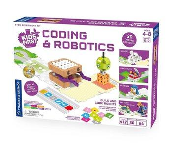 Thames and Kosmos Kids First Coding & Robotics
