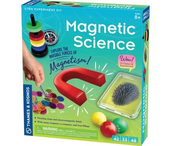 Thames and Kosmos Magnetic Science