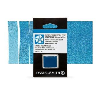 Daniel Smith Watercolour 1/2 Pan Cerulean Blue Chromium