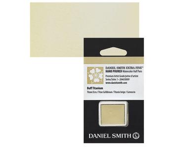 Daniel Smith Watercolour 1/2 Pan Buff Titanium