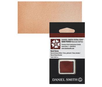 Daniel Smith Watercolour 1/2 Pan Burnt Sienna