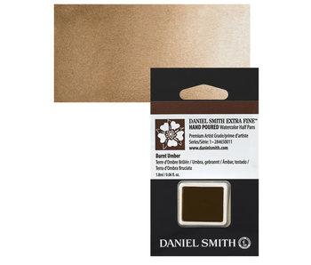Daniel Smith Watercolour 1/2 Pan Burnt Umber