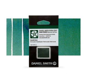 Daniel Smith Watercolour 1/2 Pan CASCADE GREEN