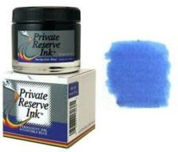 Private Reserve Ink, 60 ml ink bottle; Invincible Blue