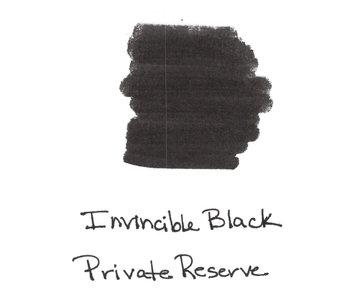 Private Reserve Ink, 60 ml ink bottle; Invincible Black