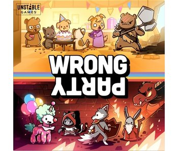 Wrong Party by Unstable Games