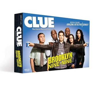 Clue: Brooklyn 99