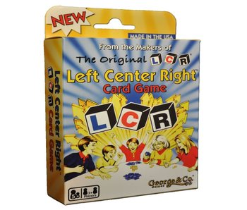 Left Centre Right (LCR) Card Game
