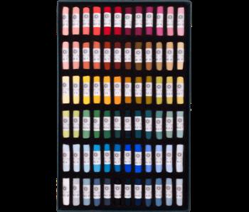 Unison Colour Soft Pastel - Starter 72 Box Set