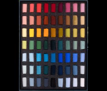 Unison Colour Soft Pastel - Starter Half Stick 63 Box Set