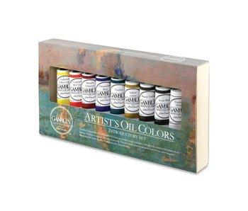Gamblin Artist Oil Colour Introductory Set