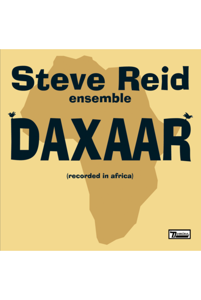 Steve Reid Ensemble  • Daxaar (Recorded In Africa)