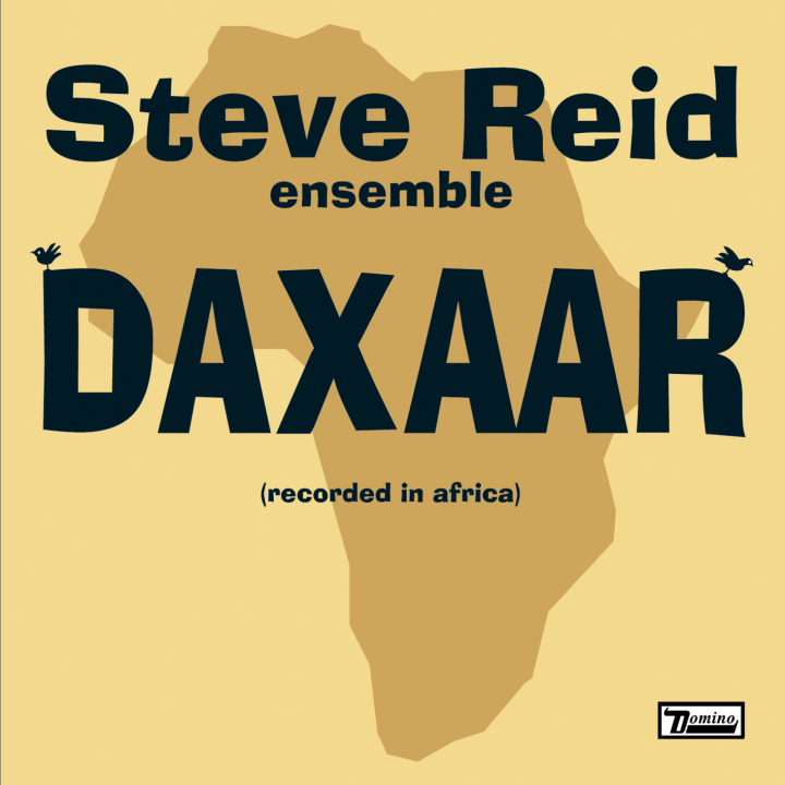 Steve Reid Ensemble  • Daxaar (Recorded In Africa)-1