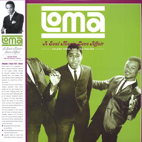 Artistes Variés • LOMA : A Soul Music Love Affair Vol. 3-1