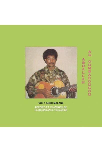 Abdallah Ag Oumbadougou • Poésies et Chansons De La Résistance Touaregs