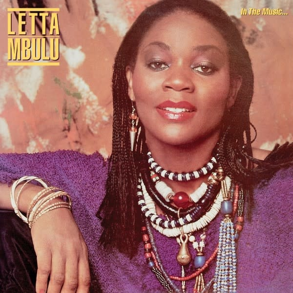 Letta Mbulu • In the Music... The Village Never Ends-1