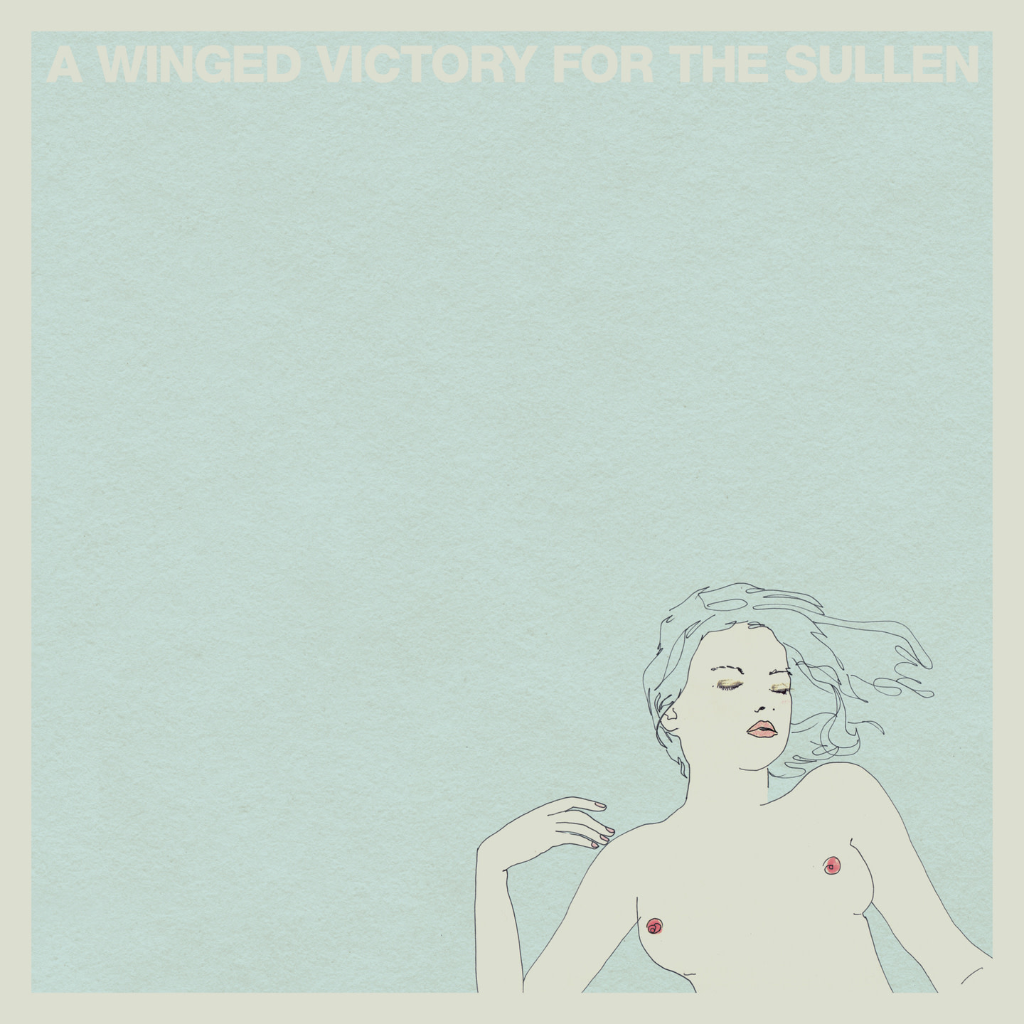 A Winged Victory For The Sullen • A Winged Victory For The Sullen-1