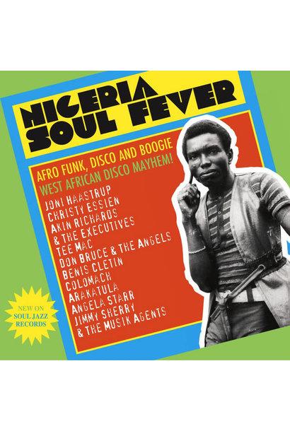 Artistes Variés • Nigeria Soul Fever (3LP)
