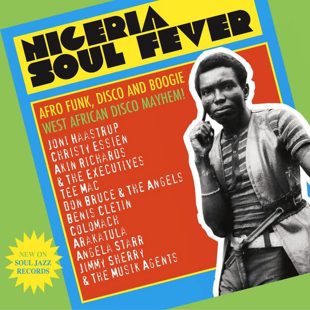 Artistes Variés • Nigeria Soul Fever (3LP)-1