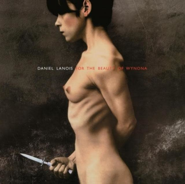 Daniel Lanois • For The Beauty Of Wynona-1