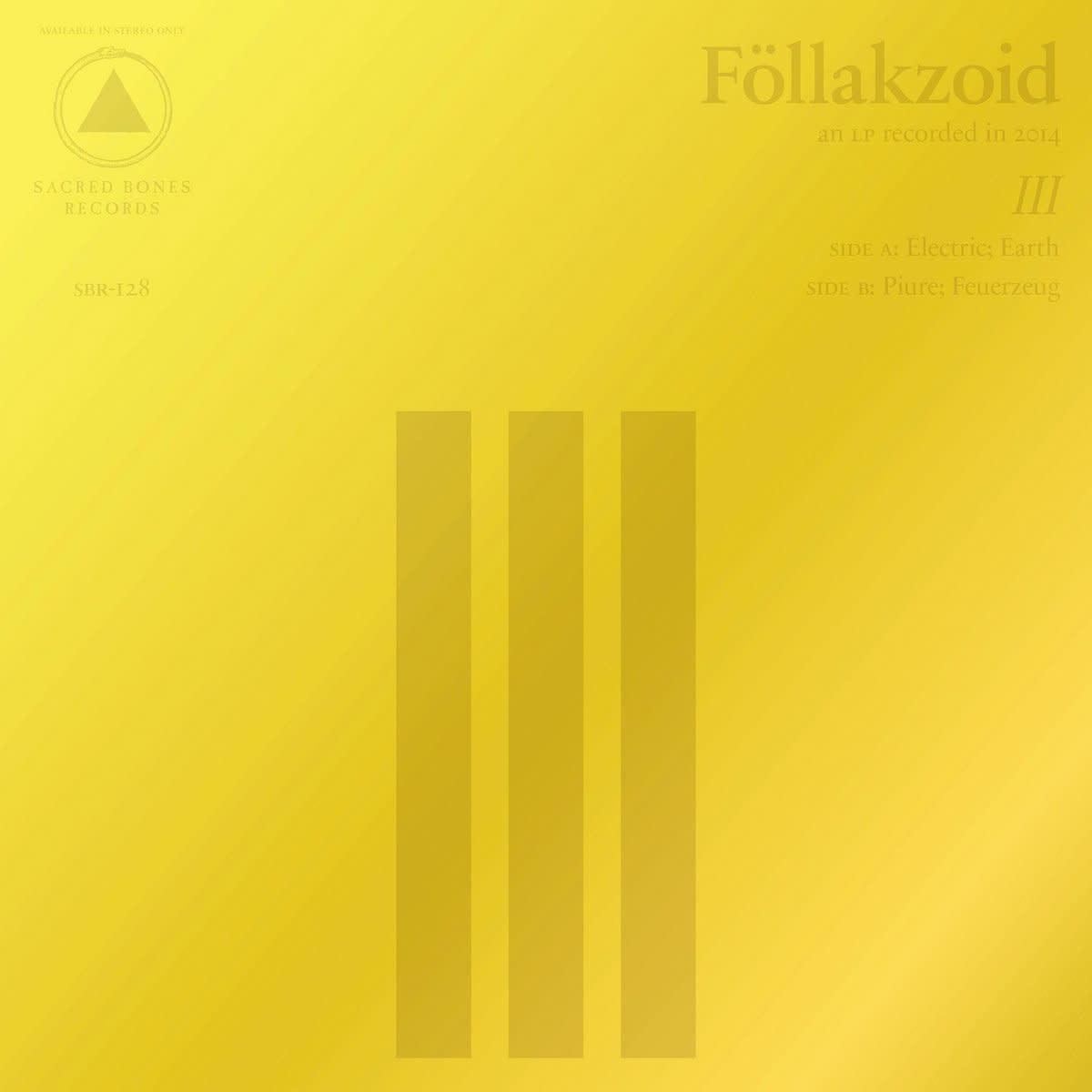 Föllakzoid • III-1