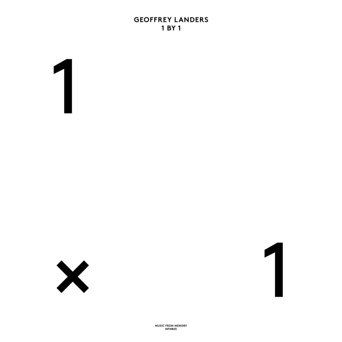 Geoffrey Landers • 1 By 1-1