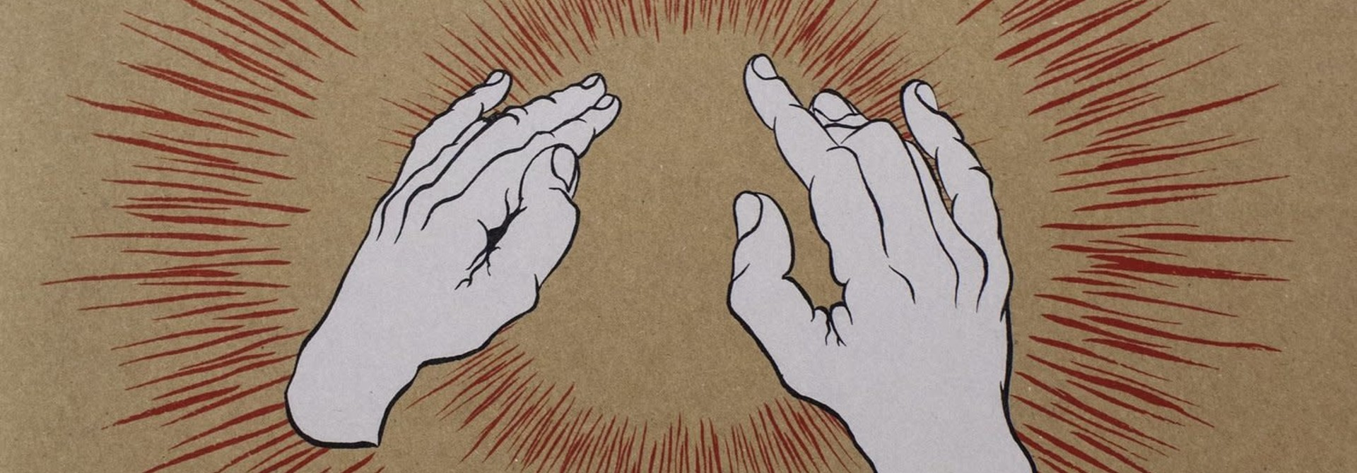 Godspeed You! Black Emperor • Lift Your Skinny Fists Like Antennas To Heaven