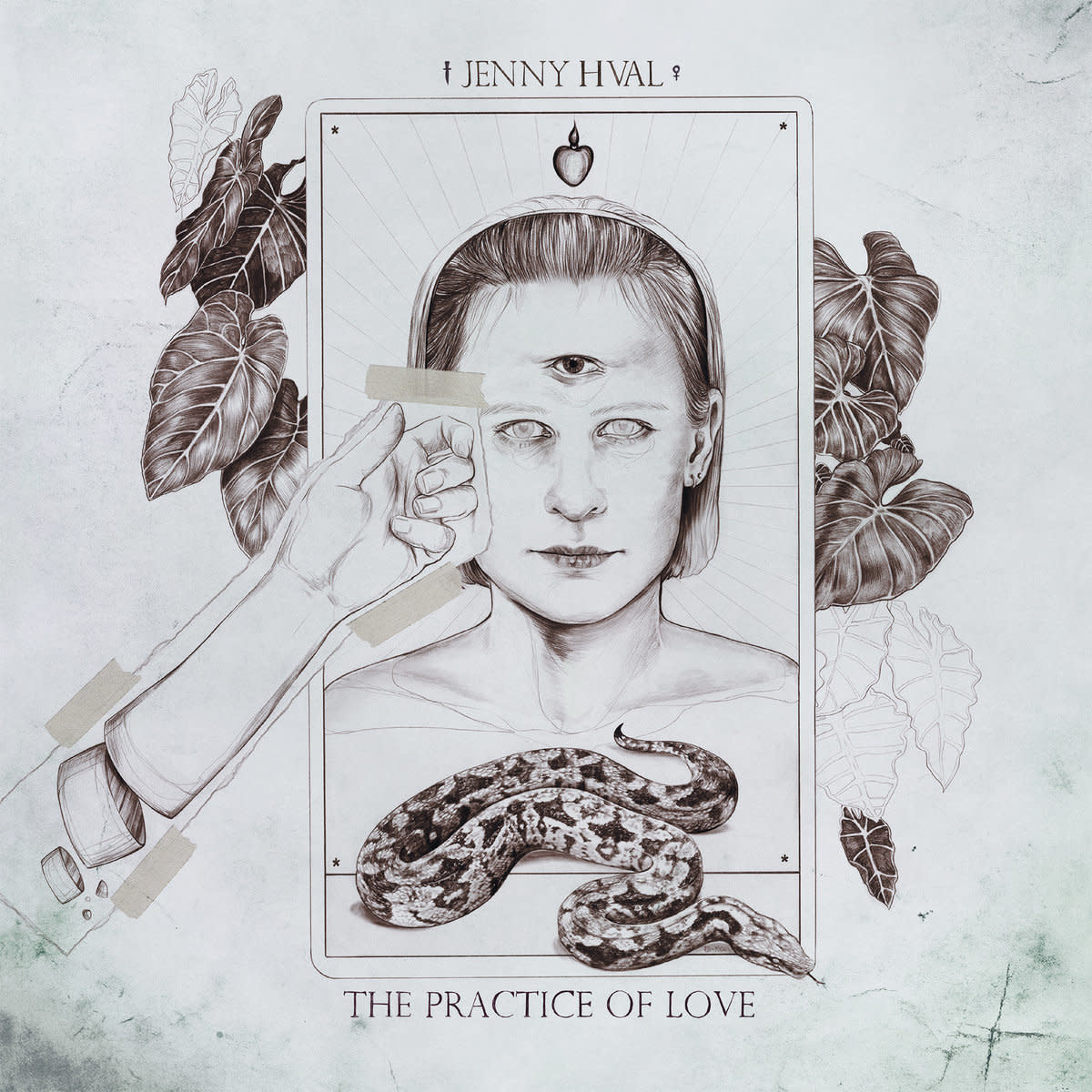 Jenny Hval • The Practice Of Love-1