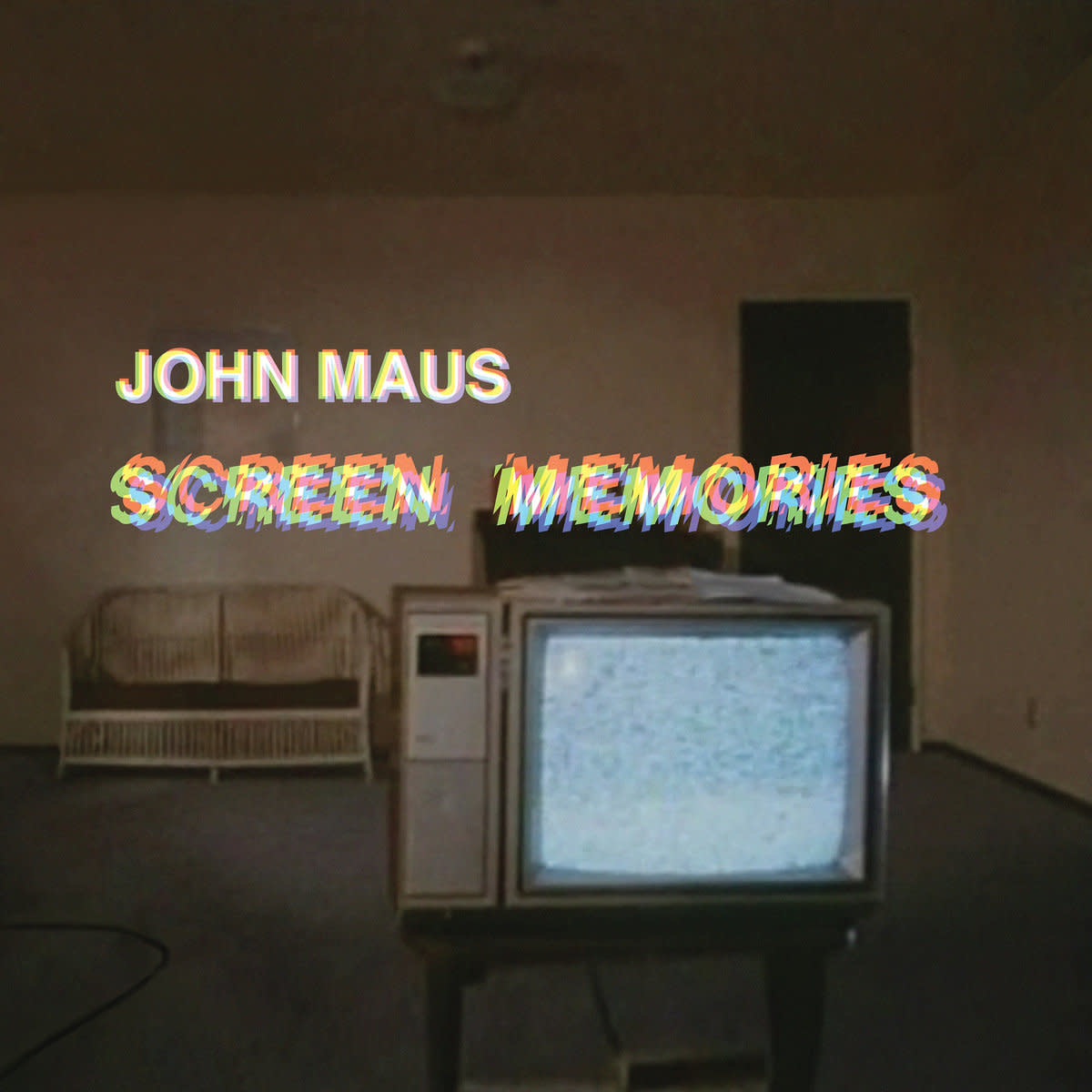 John Maus • Screen Memories-1
