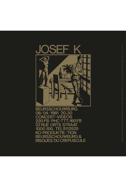 Josef K • The Scottish Affair (Part 2)