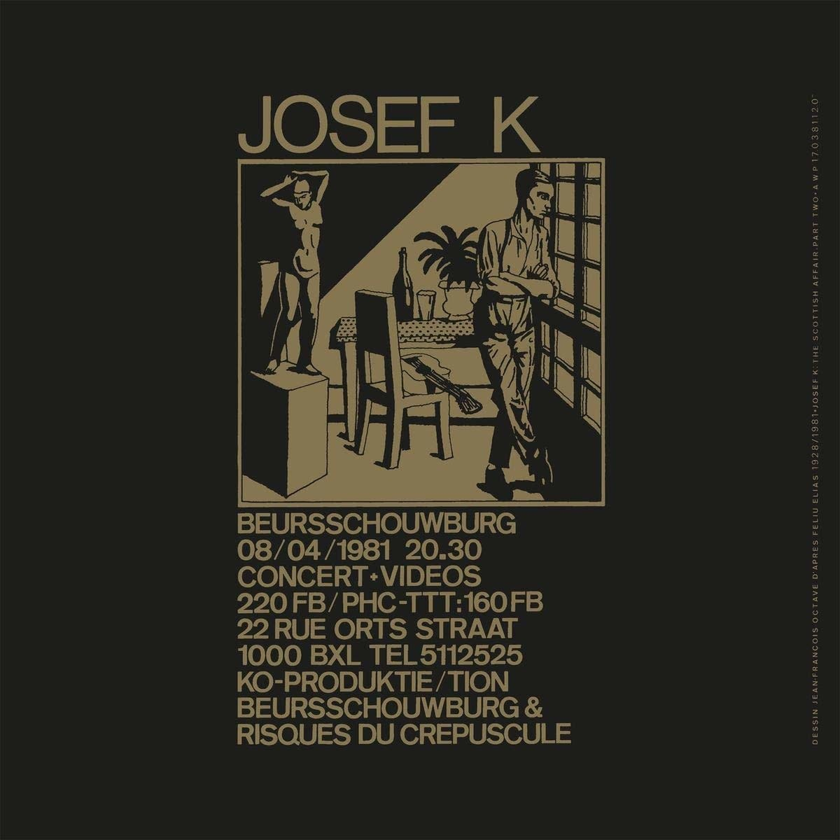 Josef K • The Scottish Affair (Part 2)-1