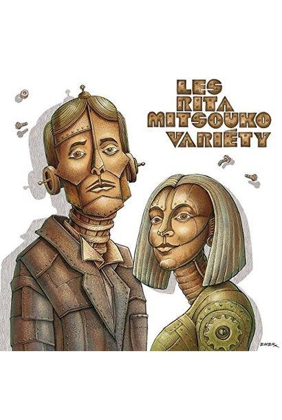 Les Rita Mitsouko • Variéty