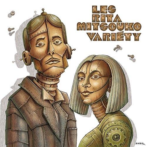 Les Rita Mitsouko • Variéty-1
