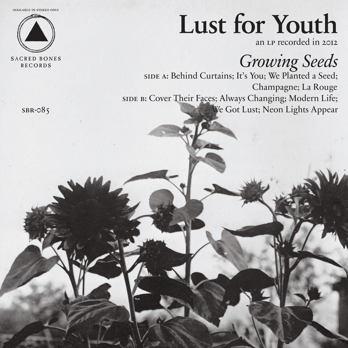 Lust For Youth • Growing Seeds-1