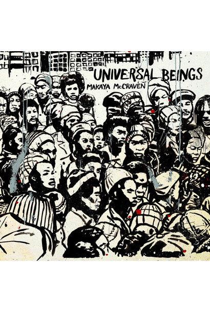 Makaya McCraven • Universal Beings