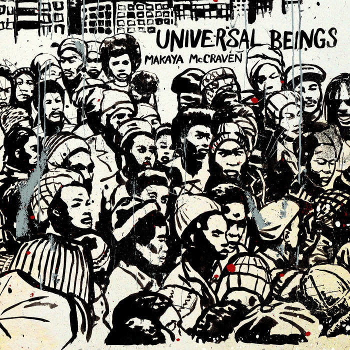 Makaya McCraven • Universal Beings-1