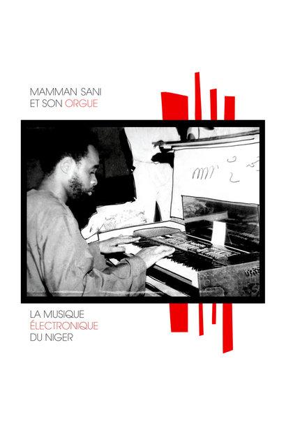 Mamman Sani • La Musique Électronique du Niger