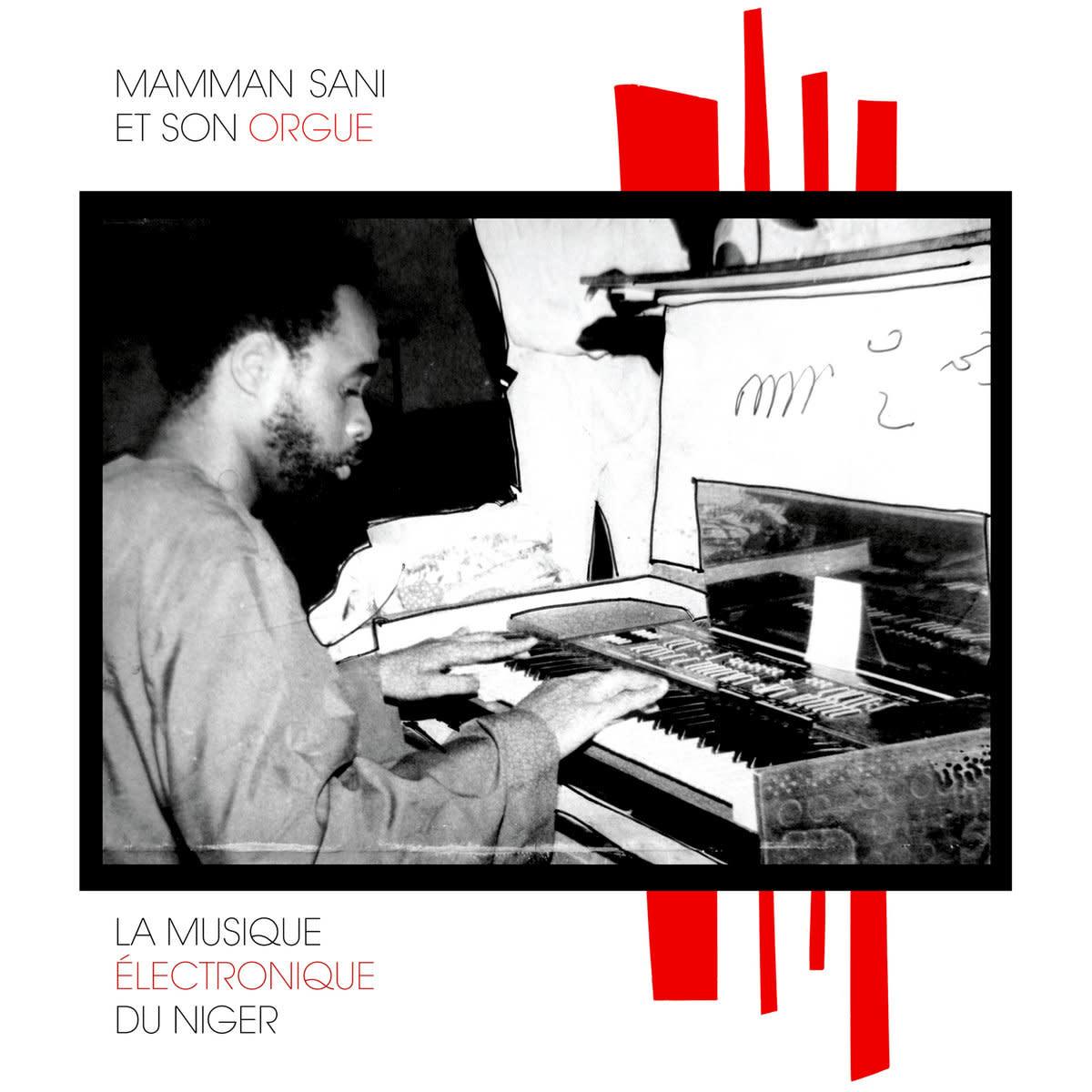 Mamman Sani • La Musique Électronique du Niger-1
