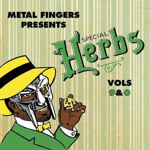 Metal Fingers • Special Herbs Vols 9&0-1