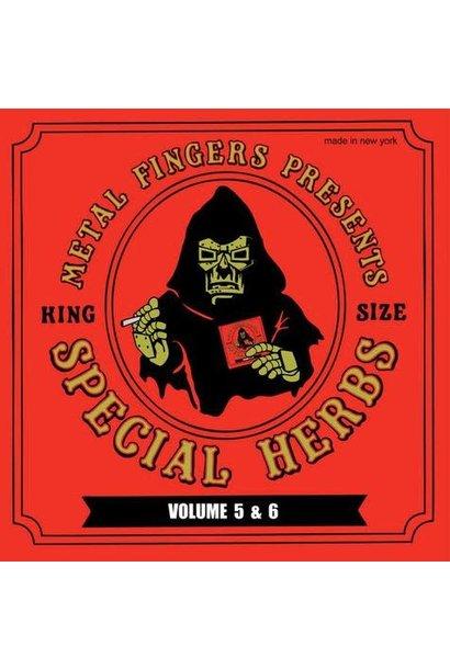 Metal Fingers • Special Herbs Volume 5 & 6