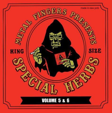 Metal Fingers • Special Herbs Volume 5 & 6-1