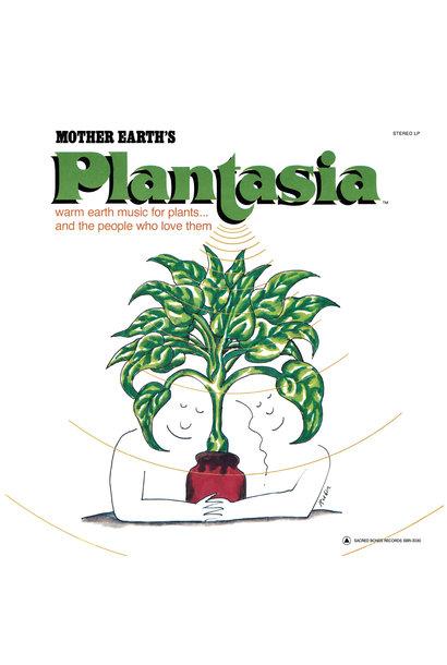 Mort Garson • Mother Earth's Plantasia (Version audiophile 180g, 2xLP, 45rpm)