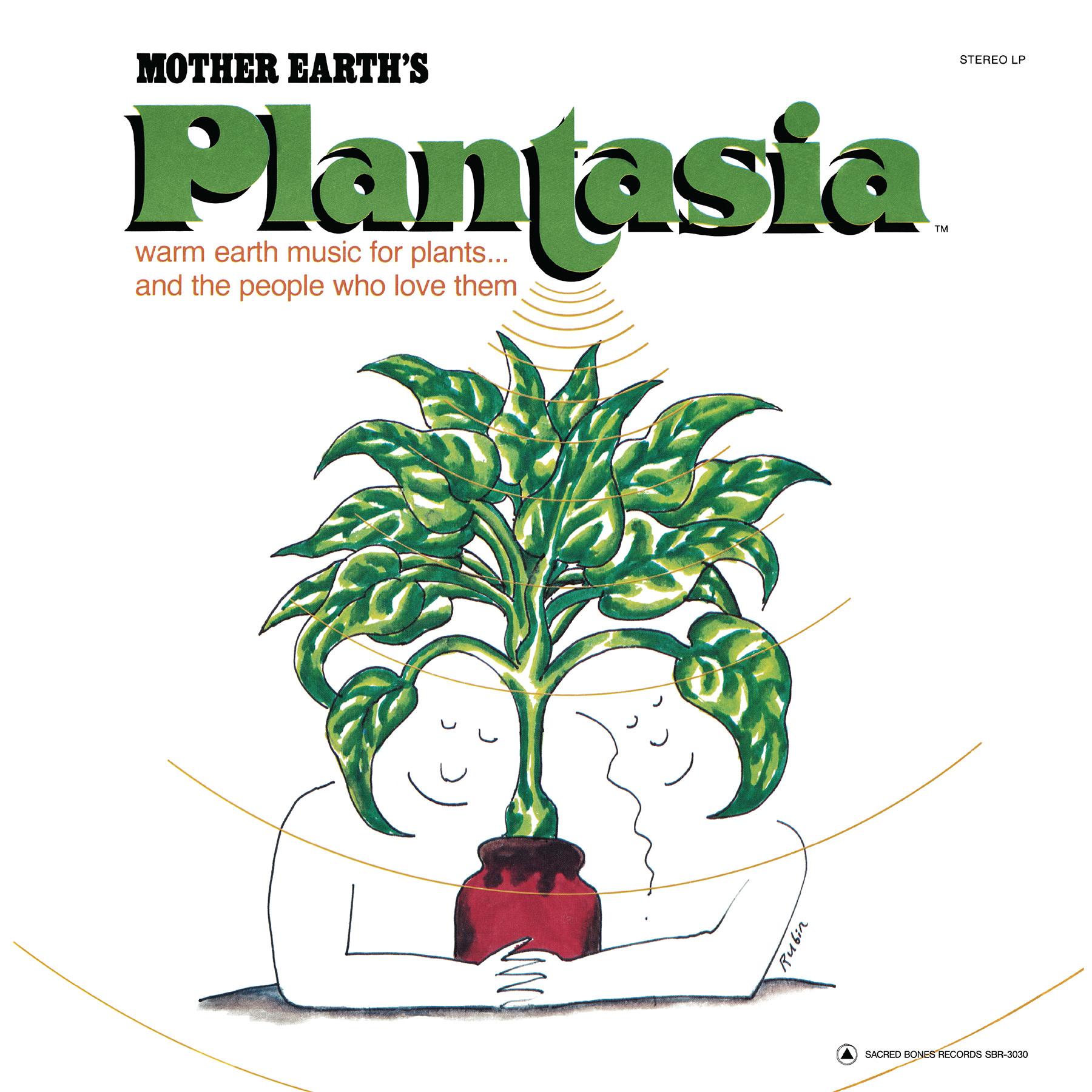 Mort Garson • Mother Earth's Plantasia (Version audiophile 180g, 2xLP, 45rpm)-1