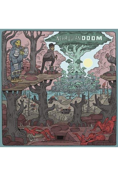 NehruvianDOOM • NehruvianDOOM (Sound Of The Son)
