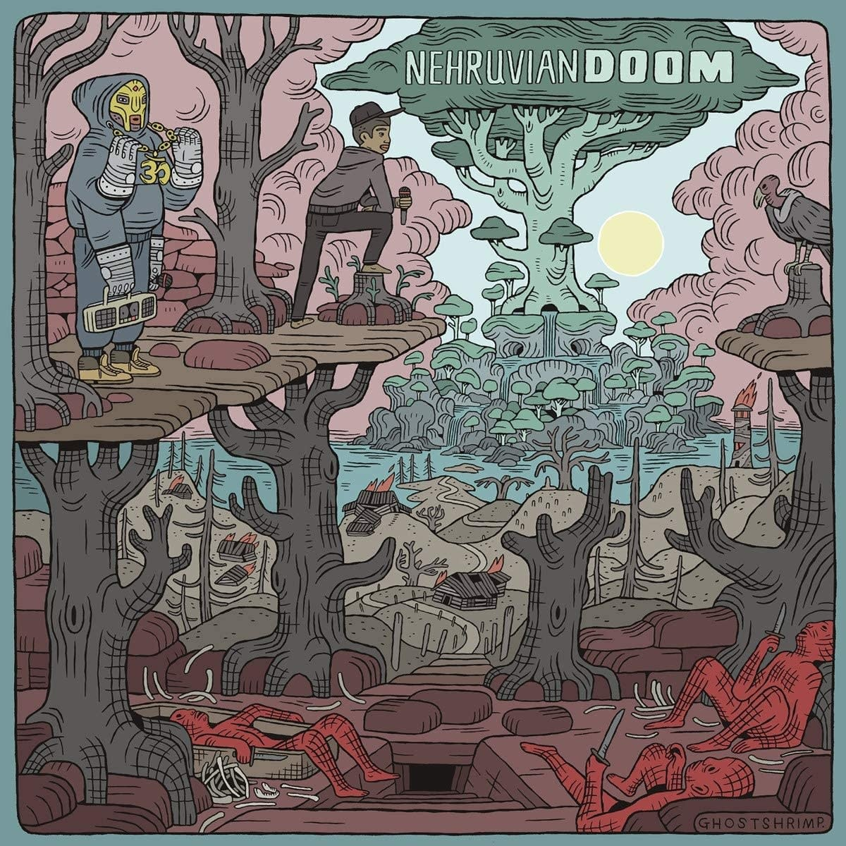 NehruvianDOOM • NehruvianDOOM (Sound Of The Son)-1