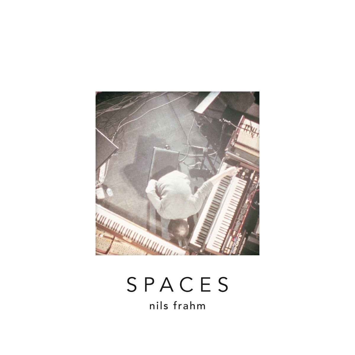 Nils Frahm • Spaces-1