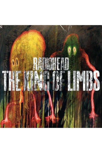 Radiohead • The King Of Limbs